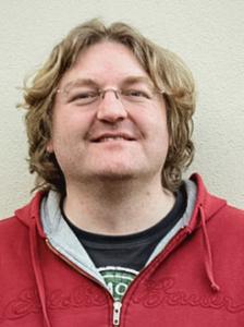 Steffen Göpfert, Ansprechpartner des Fördervereins der Ev. Jugend Meißen-Großenhain